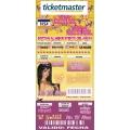 Diseño de Invitación XV Años Ticket Master (Regala $5.00 en certificado de LAPULGUIA.MX)